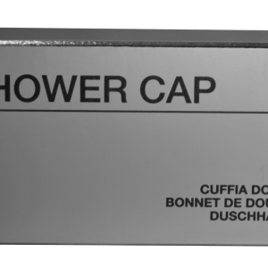 shower cap silver line